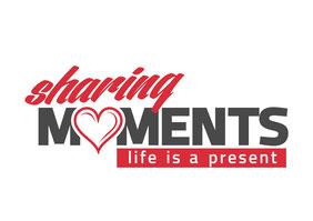sharing moments